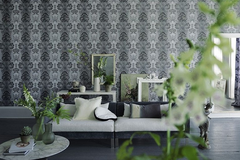 Designer guild the edit patterns v1 designersguild for Tapeten raumgestaltung