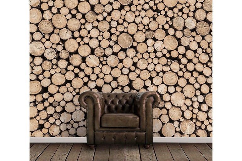 Global Fusion Wallpaper Essener Tapete Holz Tapete